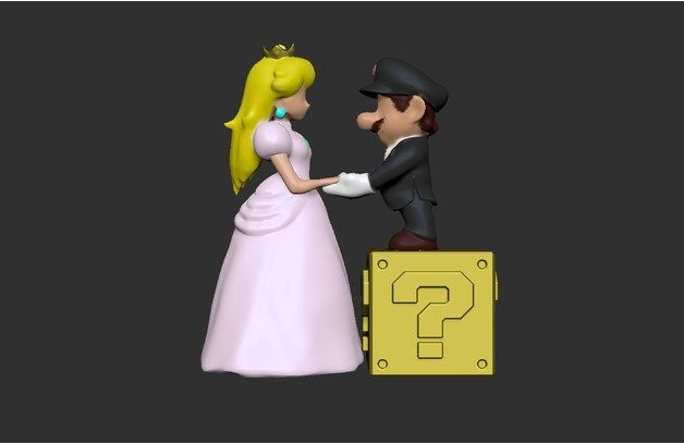 \Mario&Peach- WeddingCakeTopper .jpg